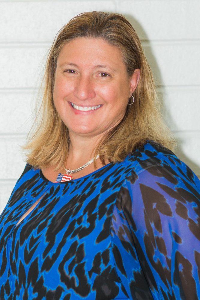 Angela Barden, Chairman