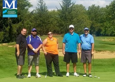 Mahomet Chamber of Commerce Golf Outing