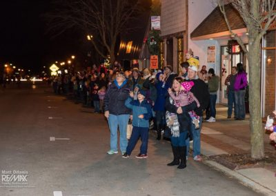Mahomet Illinois Village Christmas