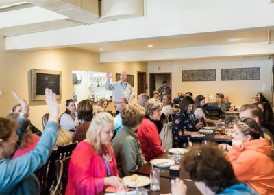 Mahomet Chamber Monthly Luncheon