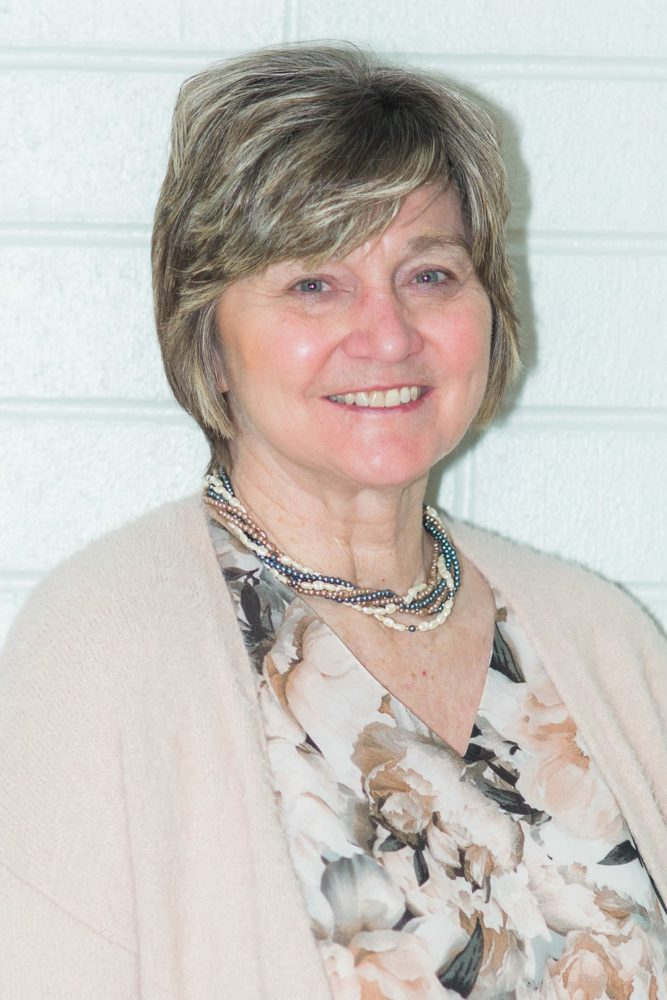 Martha Wagner, Secretary & Treasurer
