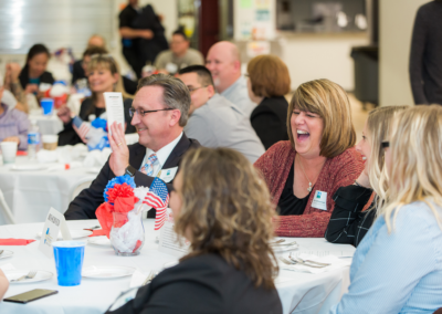 Mahomet Chamber of Commerce Annual Banquet