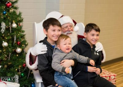 Mahomet Breakfast with Santa